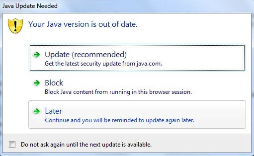 java  windows 8 firefox