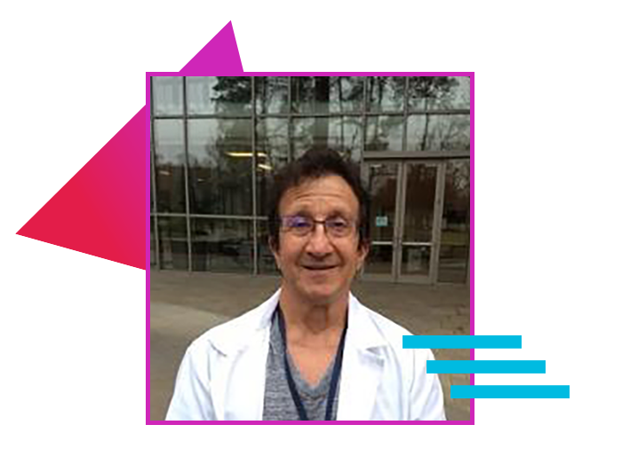 Doctor Brian Robert Shmaefsky, author of the Applied Anatomy and Physiology program